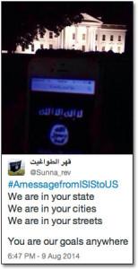 ISIS Tweet