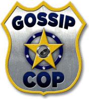 Gossip Cop Logo