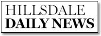 Hillsdale Daily News Logo