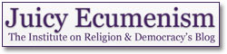 Juicy Ecumenism Logo