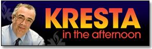 Kresta in the PM Logo