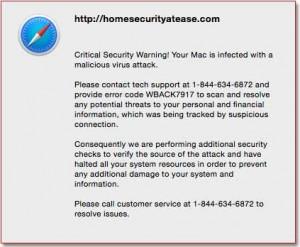 Maleware Notice