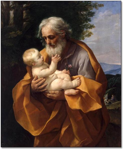 Reni's St. Joseph