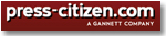 Press-Citizen Logo