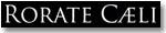 Rorate Caeli Logo