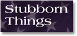 Stubborn Things Logo